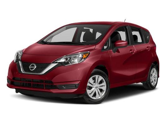 2017 Nissan Versa Note Sv In Norfolk Va Priority Ford