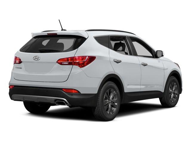 2015 Hyundai Santa Fe Sport 2 4l Lifetime Powertrain Warranty In
