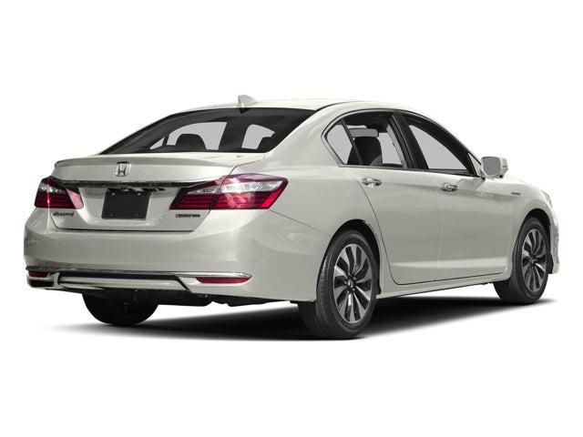 2017 Honda Accord Hybrid Ex L In Norfolk Va Priority Ford