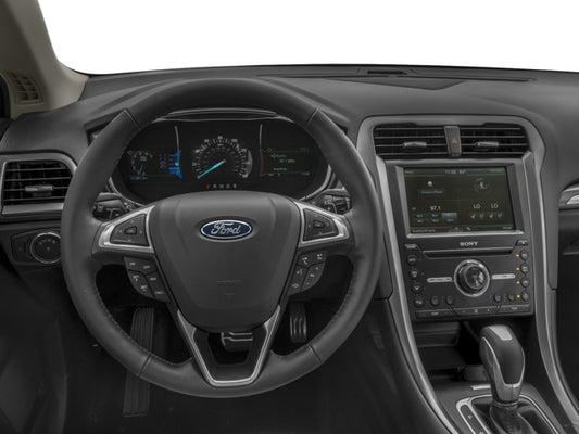 2016 Ford Fusion Anium In Norfolk Va Priority