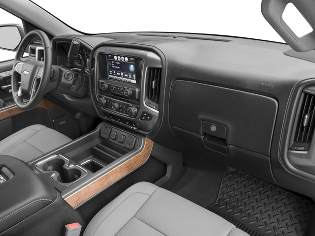 2017 Chevrolet Silverado 1500 Ltz 2lz In Norfolk Va Priority Ford
