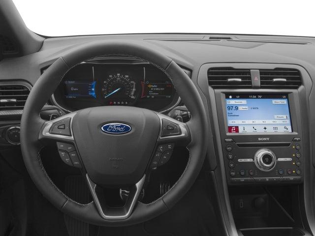 2017 Ford Fusion Sport In Norfolk Va Priority