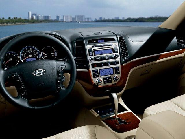 2007 Hyundai Santa Fe Owners Manual