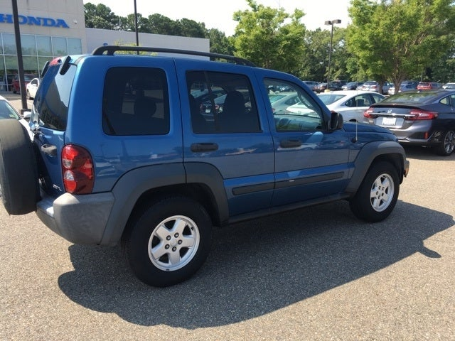 2006 Jeep Liberty Sport In Norfolk, VA   Priority Ford