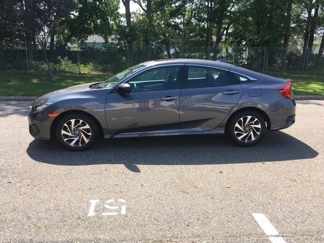 2018 Honda Civic Sedan EX In Norfolk, VA   Priority Ford
