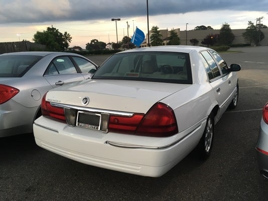 2003 Mercury Grand Marquis LS WHOLESALE TO THE PUBLIC FRESH INSPECTION