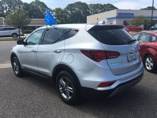 2017 Hyundai Santa Fe Sport 2 4